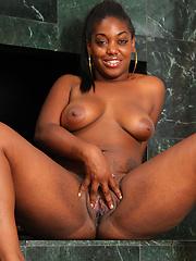 Envy Luv has all natural big tits