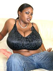 Miosotis demonstrating huge black tits