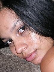 Amateur Black Girl Modeling Nude - Angel J. Model